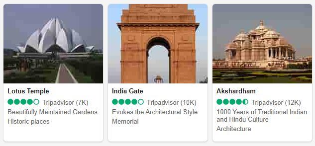 New Delhi Attractions 2