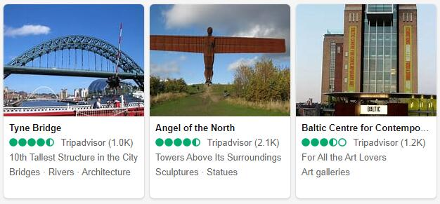 Newcastle Attractions 2