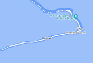 Map of Marshall Islands Majuro