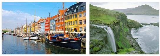 Denmark Location