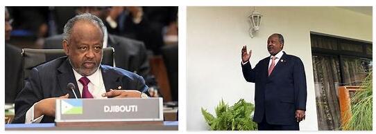 Djibouti Politics